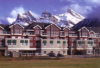 Tri West Timeshare Sunset Resorts Canmore Canmore Alberta